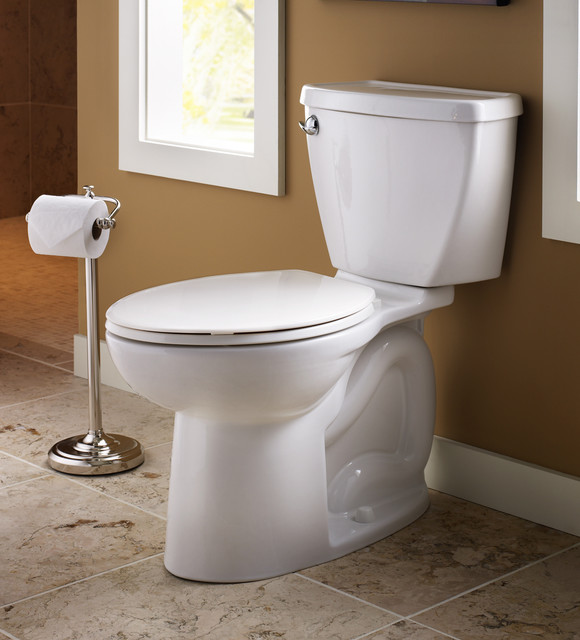 Cadet 3 Flowise Right Height El Toilet Traditional