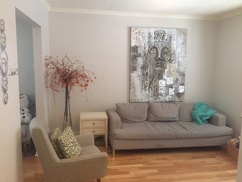 help me design my living room