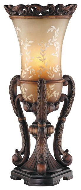 Ornate uplight table lamp victorian table lamps Raymour and flanigan living room lamps