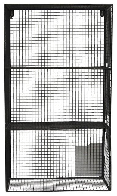 clayton etag re murale industriel tag re et vitrine par alin a mobilier d co. Black Bedroom Furniture Sets. Home Design Ideas