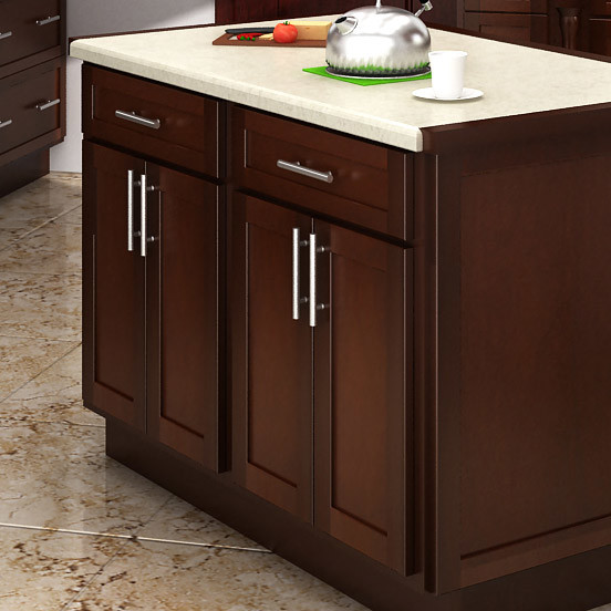 Shaker Base Cabinets - Kitchen Cabinetry - philadelphia - by RTA ...