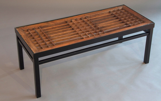 Korean Door Coffee Table Asian Coffee Tables San Francisco By Table Asia Gallery