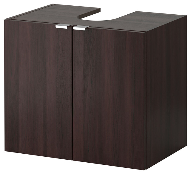 lill ngen moderne console et meuble sous lavabo par ikea. Black Bedroom Furniture Sets. Home Design Ideas