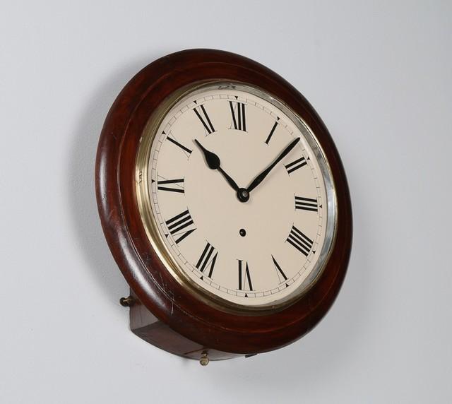 railway station clock repairs
