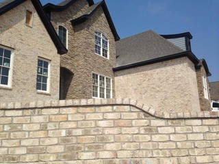 Nottingham Tudor Brick Banks County Country Ledge Transitional Birmingham By Alabama Brick
