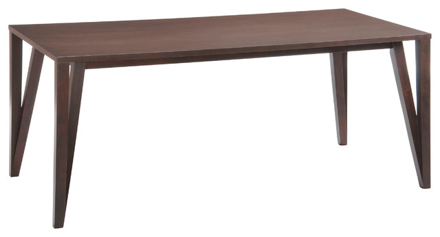 modern rectangular dining table solid wood modern dining tables
