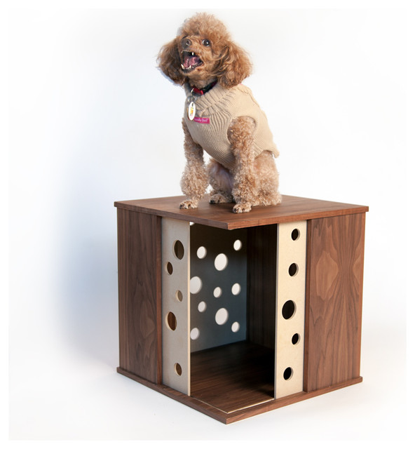 Apoochment Stool End Table For Toy Breeds And Cats