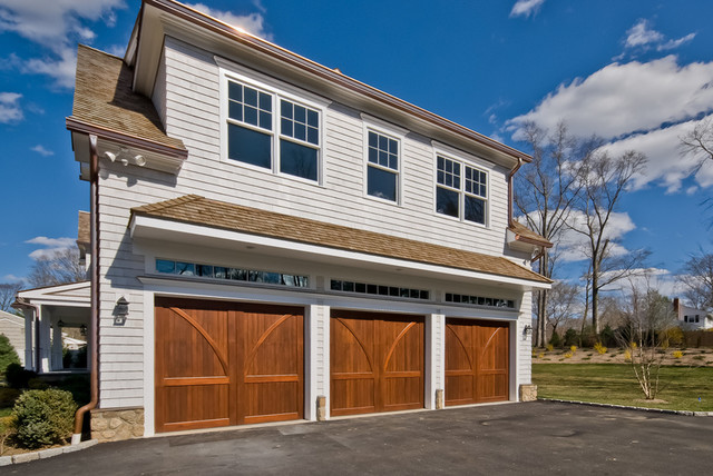 Joanne Circle - Traditional - Garage And Shed - new york - by C ...