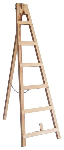 Orchard Ladder Modern Step Ladders And Stools By Hen