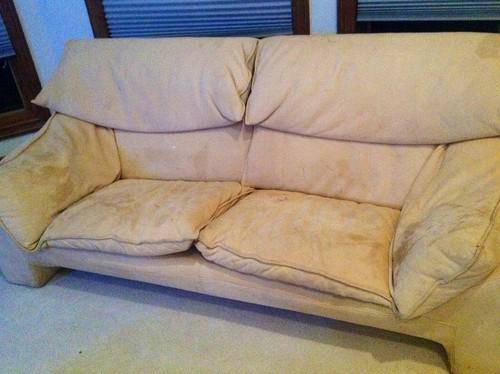 Sofa nubukleder couch for Sofa zusammenstellen