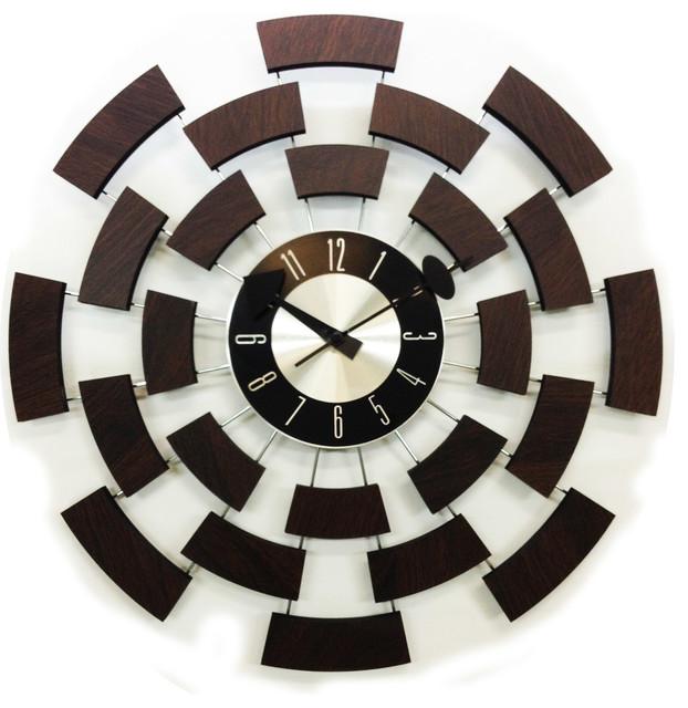 this 20 inch mid century modern george midcentury wall clocks