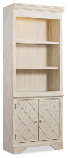 Hooker Furniture Sunset Point Bunching Bookcase Traditional Bookcases