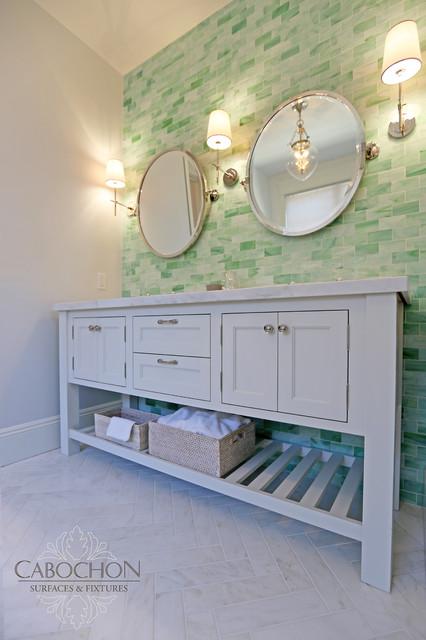 Coronado classic bathroom san diego by cabochon for Bathroom stores san diego