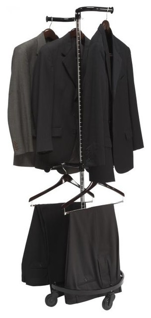 Modern clothing valets and suit stands other by clothesracks