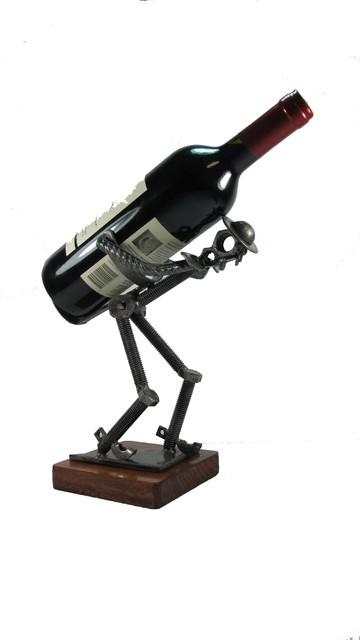Wine Bottle Holder Don Quixote Bottle Lifting