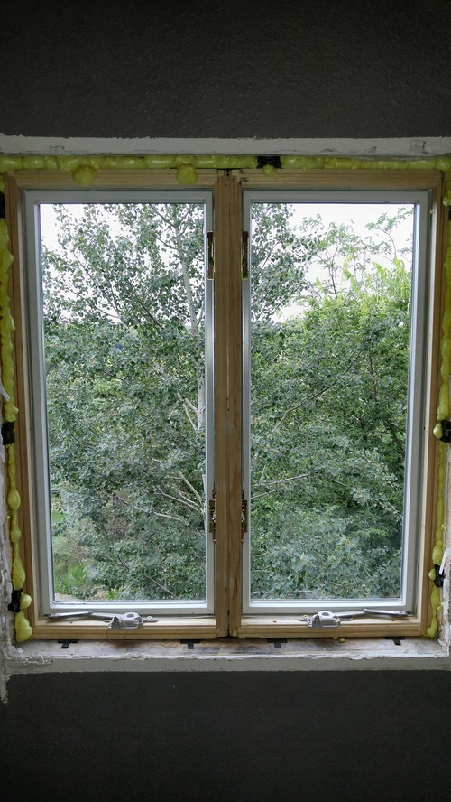 Andersen 400 series casement window question with pics for Andersen 400 series casement