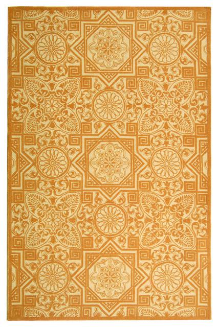 Martha stewart safavieh area rug modern rugs by for Martha stewart rugs home decorators
