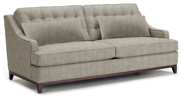 bannister apartment size sofa transitional loveseats