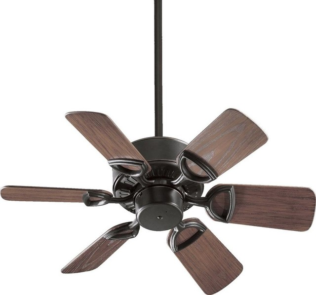 """Quorum Estate 30"""" Patio Fan - Old World - 143306-95 - Traditional ..."""