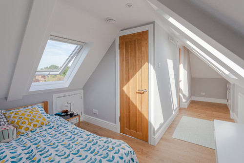 Loft Conversion Woodlands Road