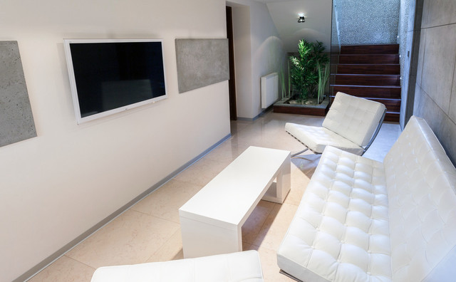 Home theater design family room surround sound systems - Living room surround sound systems ...