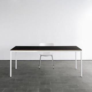 auszugtisch bauhaus look schreibtische aufs tze von. Black Bedroom Furniture Sets. Home Design Ideas