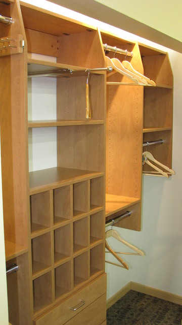 Custom Closet Accessories Transitional Milwaukee by