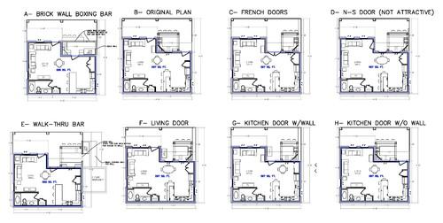 Which Outdoor Kitchen Floor Plan