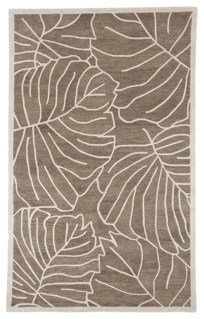 Surya Studio Hand Tufted Safari Tan Wool Square Rug 18 Quot X