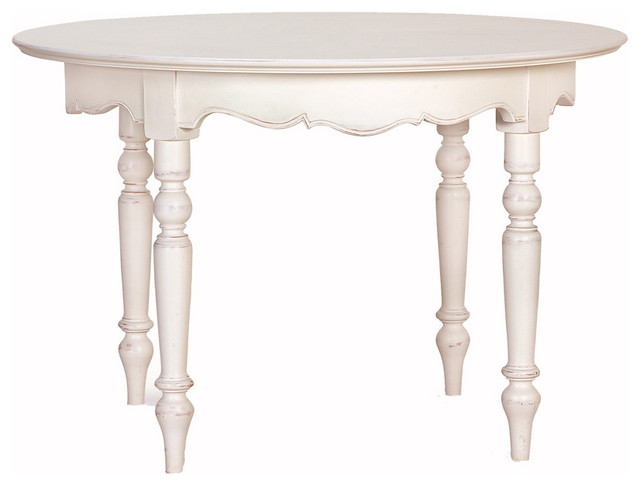 table ronde rallonge country dining tables by