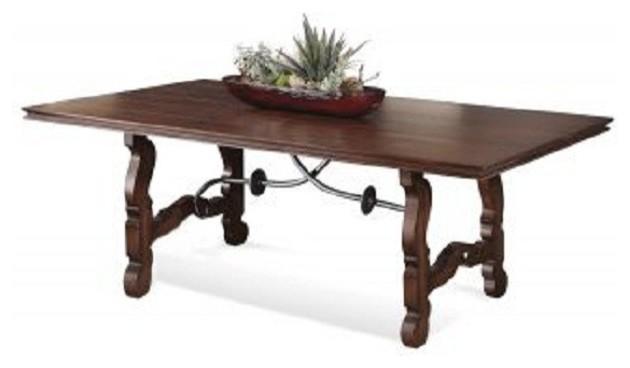 Bassett Mirror Watson Rectangular Dining Table D2557