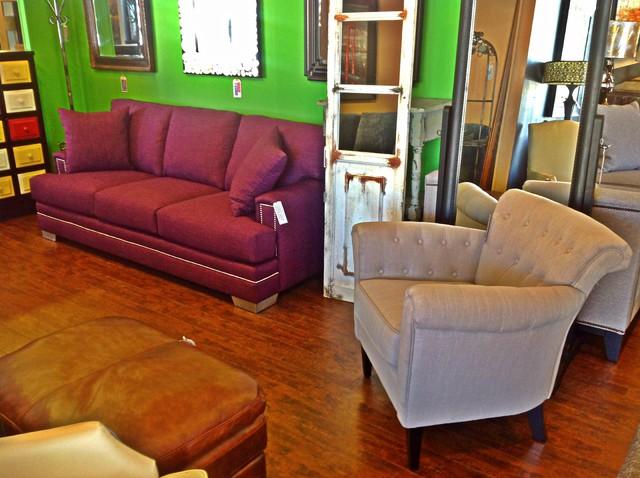 Project Custom Sofa eclectic sofas san go