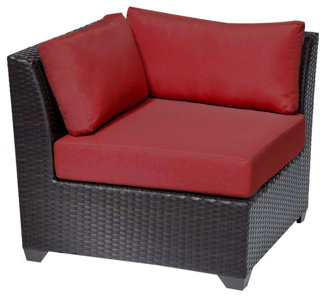 Barbados Corner Sofa Terracotta Outdoor Sofas By Tkclassics