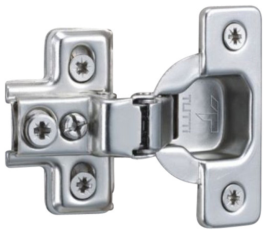 """Face Frame 5/8"""" Overlay Hinge, 110 Opening - Transitional - Hinges - by Pullouts Plus"""