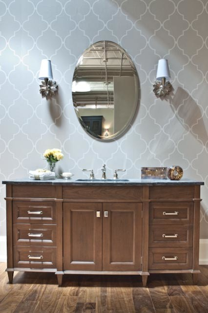 Richmond Traditional Bathroom Vanities And Sink Consoles Toronto By Bloomsbury Kitchens