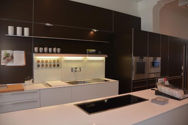 Edinburgh bulthaup studio contemporary kitchen for Kitchen design edinburgh