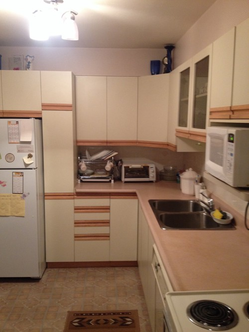 Help need kitchen renovation ideas for 1980 kitchen cabinets