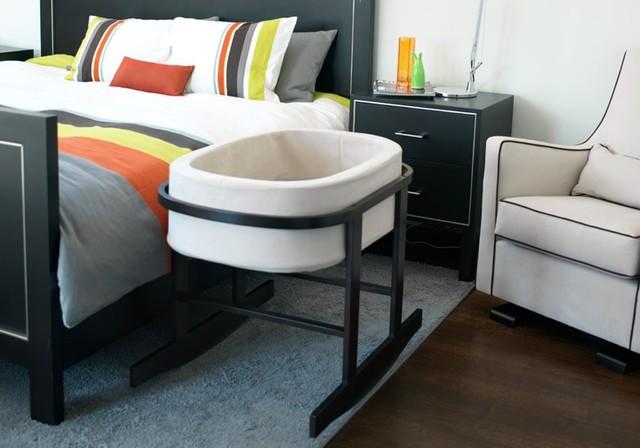 ninna nanna bassinet modern babywiegen stubenwagen toronto von monte design. Black Bedroom Furniture Sets. Home Design Ideas