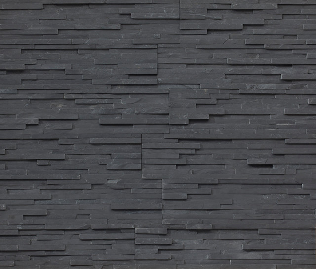 Realstone Systems Thin Charcoal Shadowstone Natural Stone