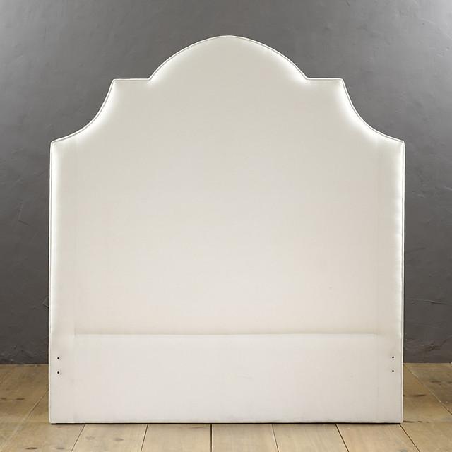 ballard designs kate upholstered headboard contemporary