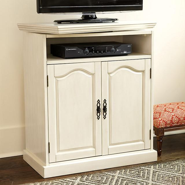 rennes swivel media cabinet traditional media cabinets by ballard designs. Black Bedroom Furniture Sets. Home Design Ideas