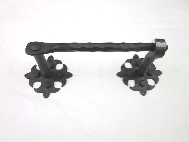 Cool BHC Rustic Spanish Style Wrought Iron Bathroom Hardware Set  Other