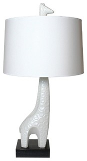 jonathan adler giraffe lamp eclectic table lamps by. Black Bedroom Furniture Sets. Home Design Ideas