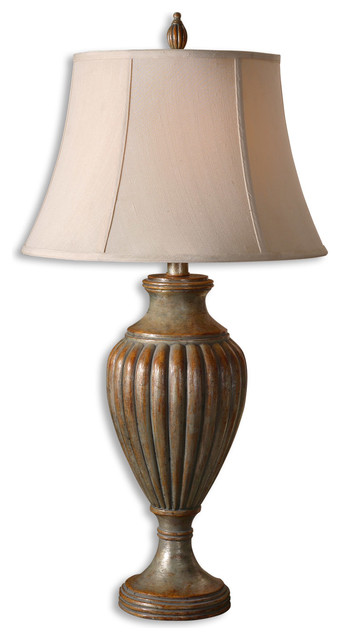 Toulon Table Lamp Traditional Table Lamps By Bludot