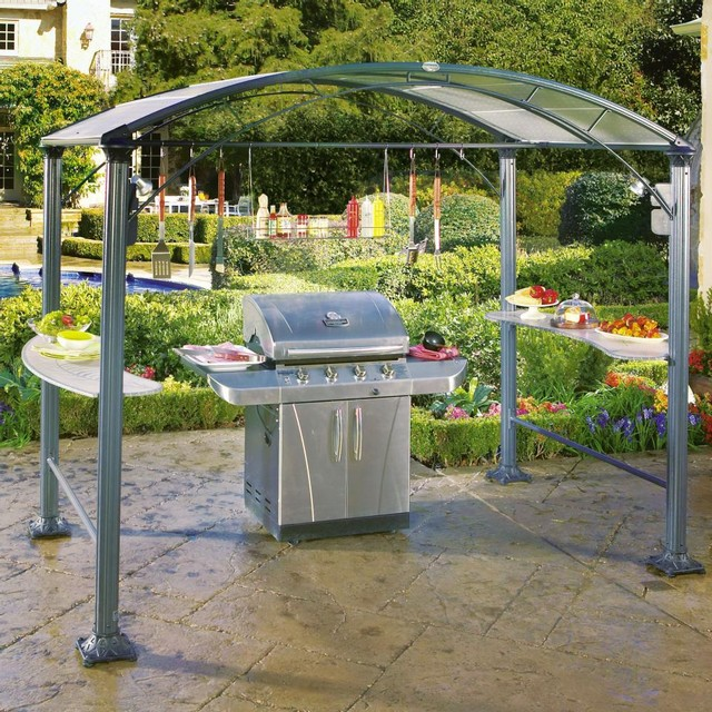Grillzebo Grill Canopy Contemporary Gazebos By