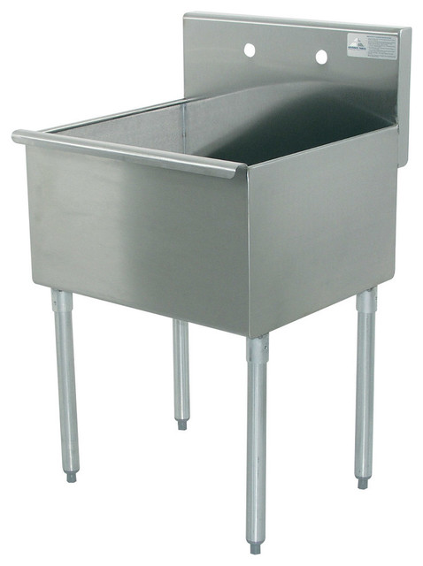 Porcelain Utility Sink Freestanding : ... Laundry Room and Utility Room Sink, 36