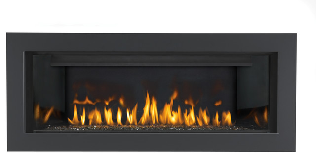 Napoleon Vector Lhd45 Linear Gas Fireplace Contemporary Modern Direct Vent Contemporary