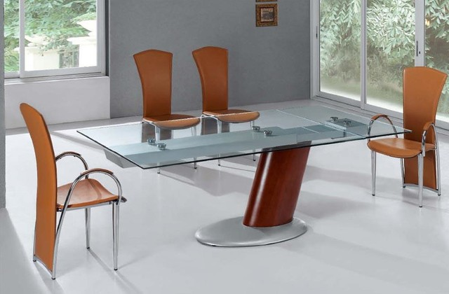 expandable glass dining table 3