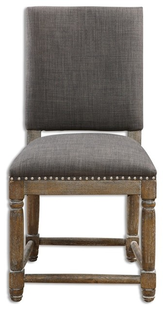 Laurens Accent Chair By Uttermost Transitional Armchairs And Accent Chair