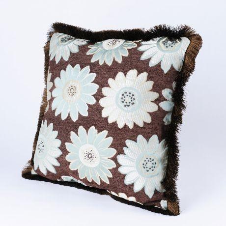 Kirklands Floor Pillows : Sunflower Pillow - Decorative Pillows - by Kirkland s
